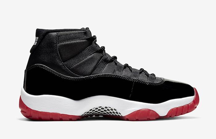 Nike Air Jordan 11 Bred 378037-061 06