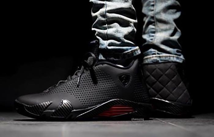 Nike Air Jordan 14 Retro Black BQ3685
