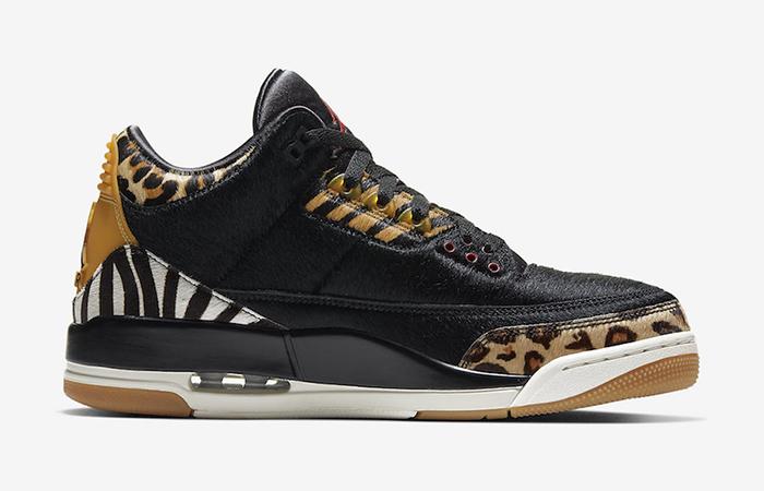 Nike Air Jordan 3 Animal Instinct Black Mocha CK4344-002 03