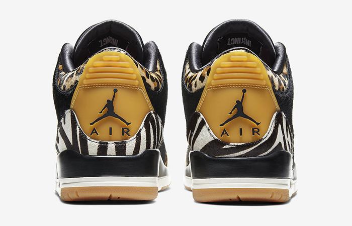 Nike Air Jordan 3 Animal Instinct Black Mocha CK4344-002 05