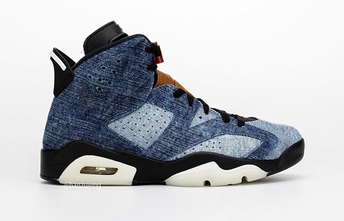 Nike Air Jordan 6 Washed Denim CT5350-401 06