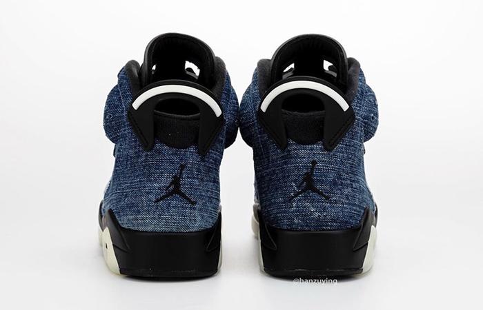 Nike Air Jordan 6 Washed Denim CT5350-401 08
