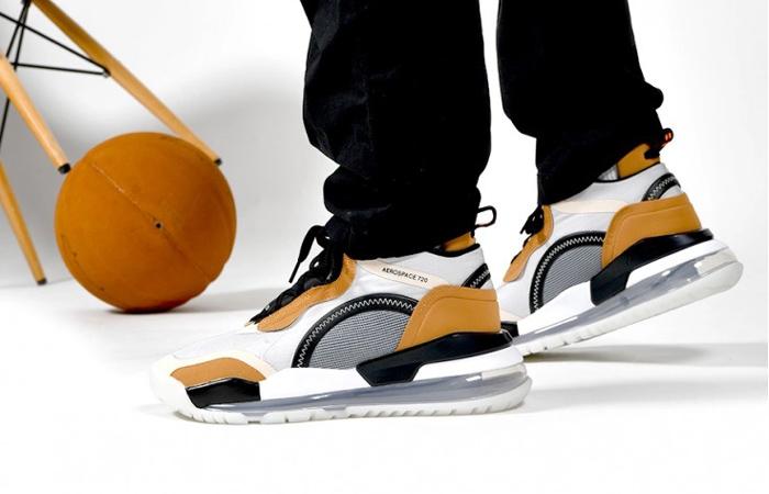 Nike Air Jordan 720 Sand BV5502-002 on foot 01