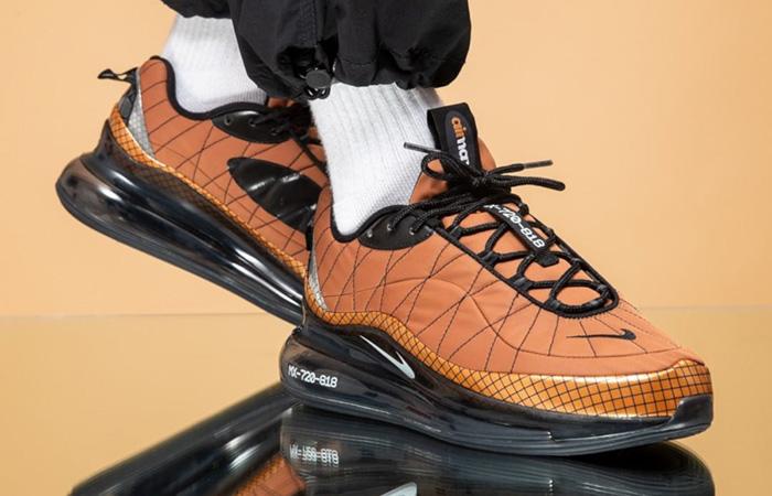 Nike Air Max 720 818 Brown