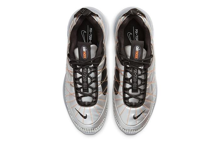 Nike Air Max 720-818 Metallic Silver BV5841-001 04