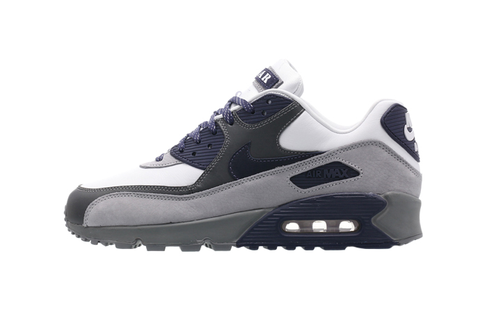 Nike Air Max 90 NRG Lahar Escape Blue CI5646-100 01