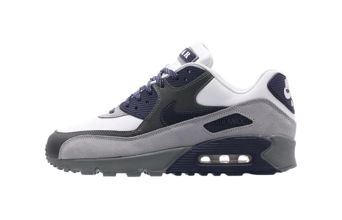 Nike Air Max 90 NRG Lahar Escape Blue CI5646-100 01