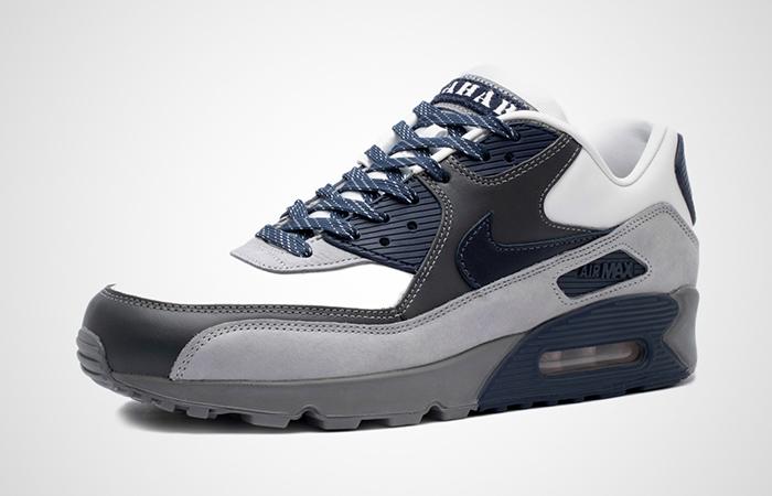 Nike Air Max 90 NRG Lahar Escape Blue CI5646-100 02