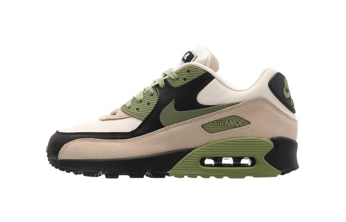 Nike Air Max 90 NRG Lahar Escape Green CI5646-200 01