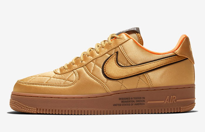 Nike Air force 1 low Golden is for Flight ft