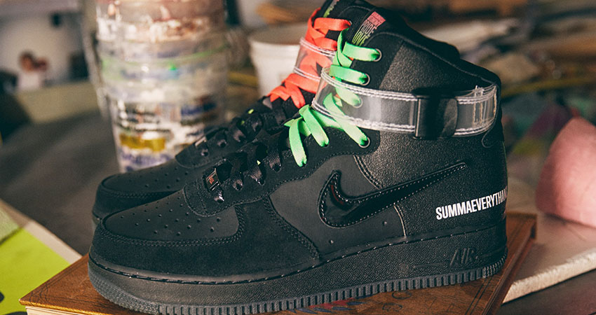 Nike Coming Three U.S. City Styled Air Force 1 Collection 03