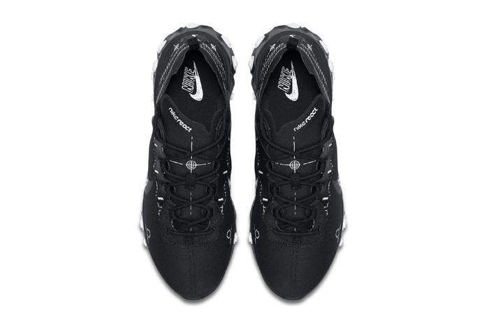 Nike React Element 55 Black CU3009-001 04
