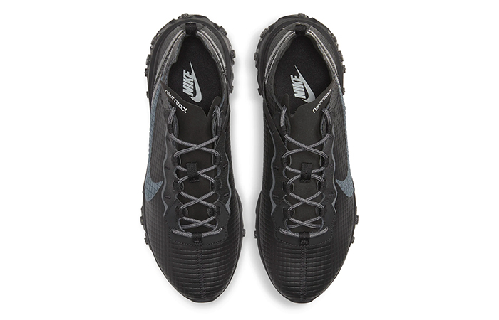 Nike React Element 55 Quilted Grids Black CI3835-002 03