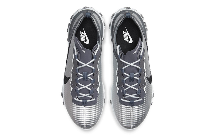 Nike React Element 55 Quilted Grids Grey CI3835-001 03