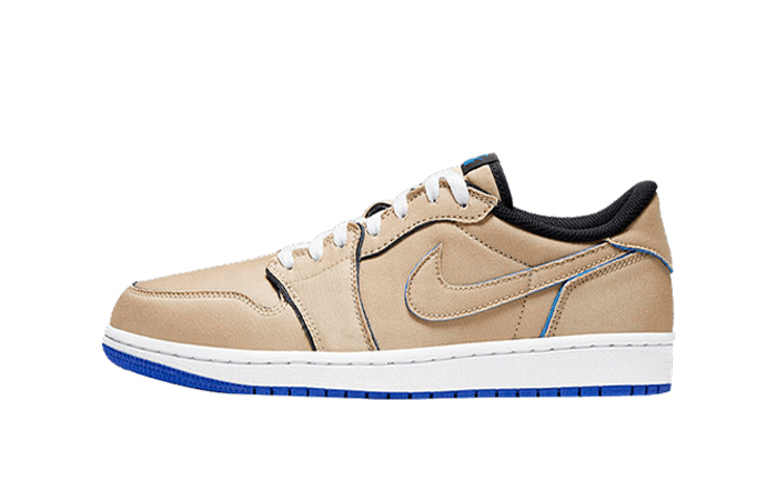 Nike SB Air Jordan Low Cream Sky CJ7891-200 01