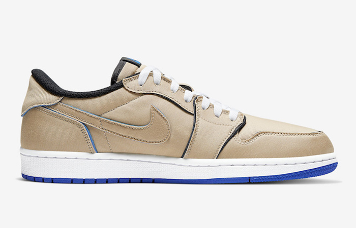 Nike SB Air Jordan Low Cream Sky CJ7891-200 05