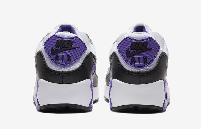 Nike Womens Air Max 90 Purple Grey CD0490-103 05