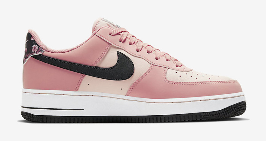 Official Images At The Nike Air Force 1 Pink Floral 02