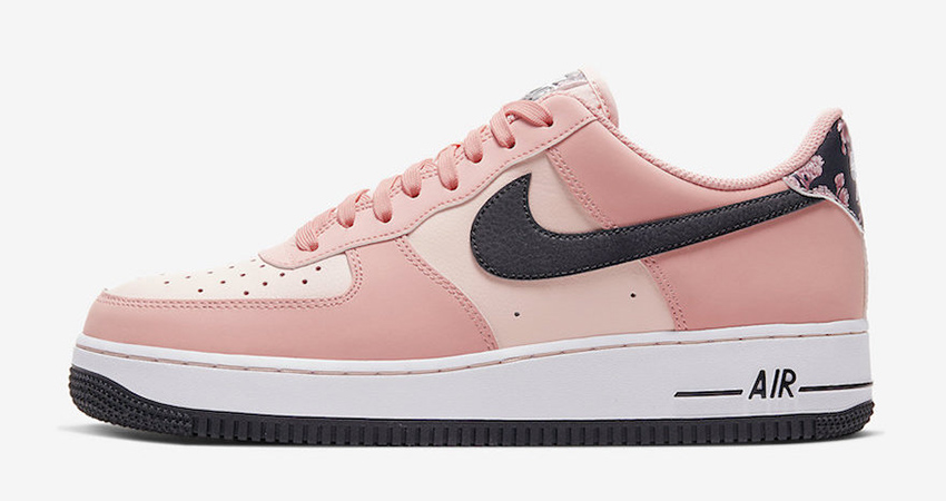 Official Images At The Nike Air Force 1 Pink Floral