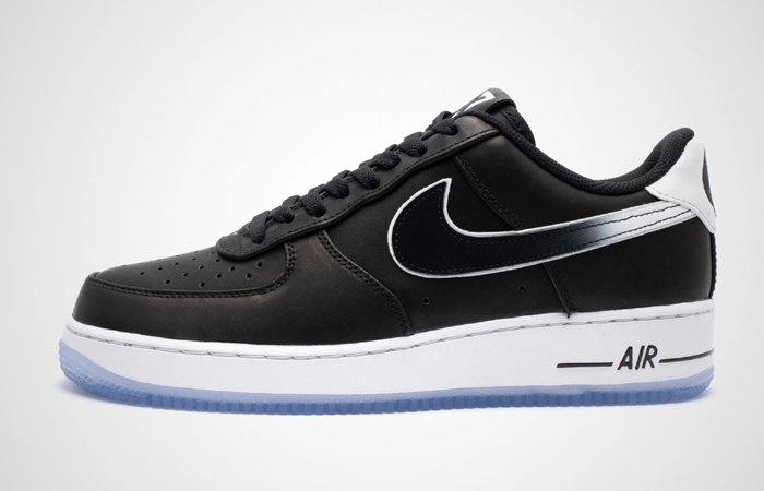 Official Look At The Colin Kaepernick Nike Air Force 1 Black ft