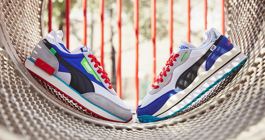 Puma Reimagines The 80s Fast Rider OG Within Two More Colourways 01