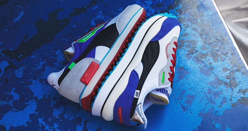 Puma Reimagines The 80s Fast Rider OG Within Two More Colourways 03