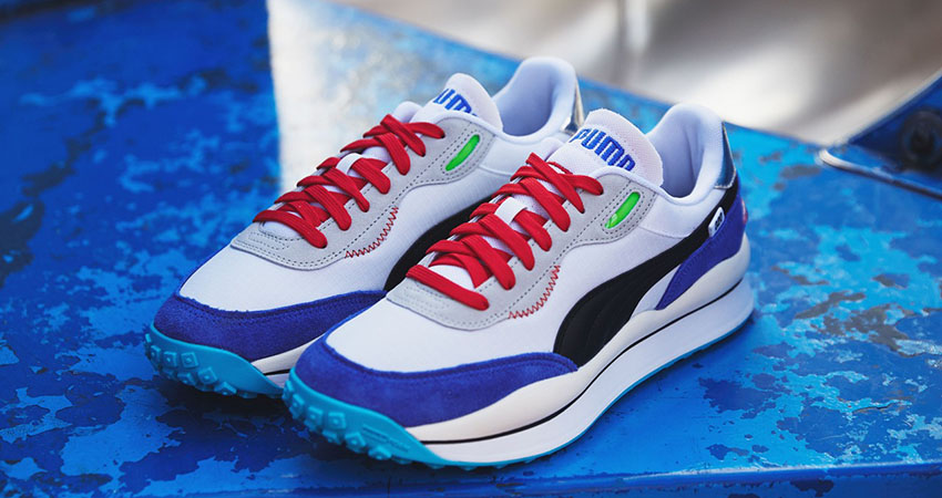 Puma Reimagines The 80s Fast Rider OG Within Two More Colourways 04