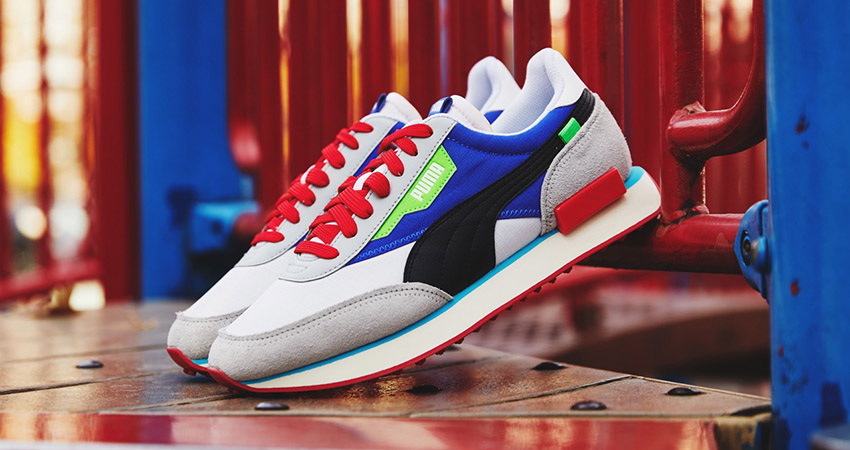 Puma Reimagines The 80s Fast Rider OG Within Two More Colourways 05