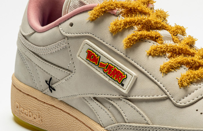 Reebok Comes With A Unique Collection In 2020 Collaborating with Tom And Jerry Theme ft