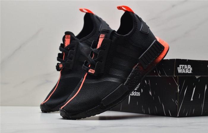 Star Wars adidas NMD R1 Black Red FW2282 02