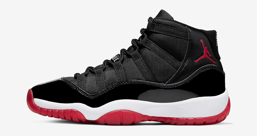 The Air Jordan 11 Bred Coming With All Sizes!! 02