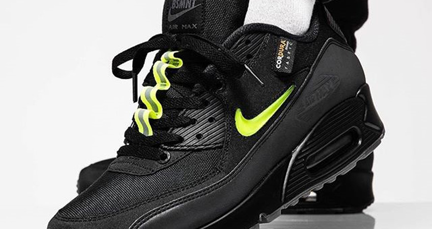 The Basement Nike Air Max 90 Manchester Restock At Offspring!! 01