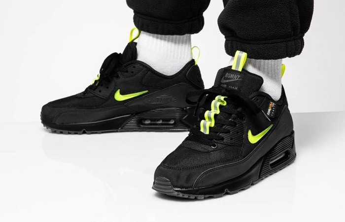 The Basement Nike Air Max 90 Manchester Restock At Offspring!! ft