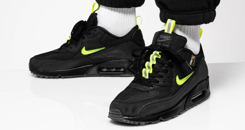 The Basement Nike Air Max 90 Manchester Restock At Offspring!!