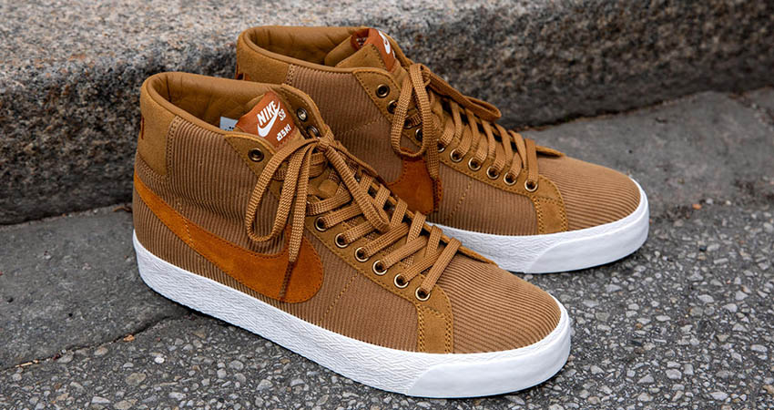 The New Nike SB Dunk High And Blazer Are Only For Skaters 02
