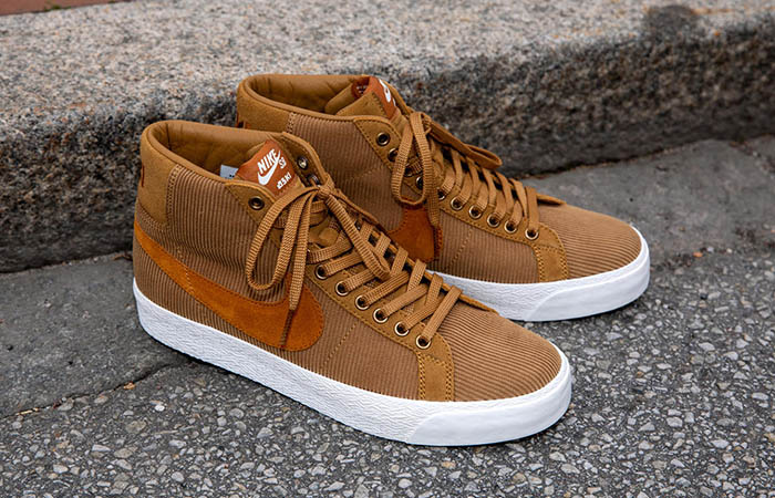 The New Nike SB Dunk High And Blazer Are Only For Skaters ft