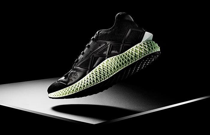 Yohji Yamamoto Reimagines The adidas Y-3 Runner 4D For Upcoming Fall ft