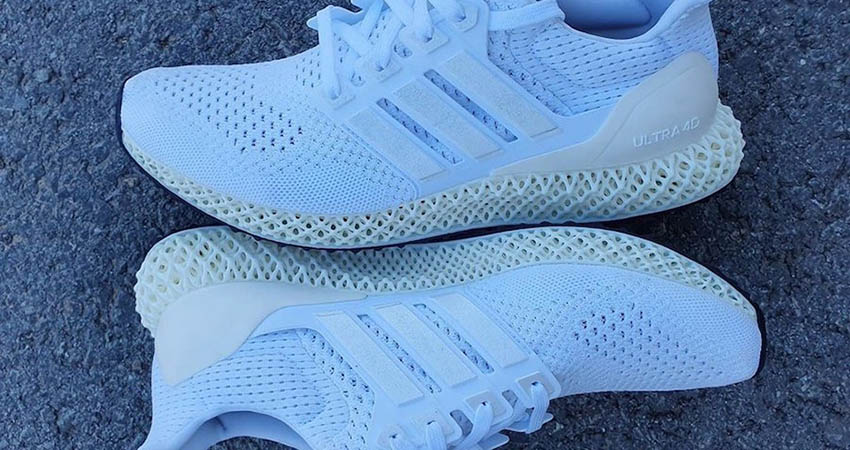 You Can See Both adidas Futurecraft 4D And Ultraboost In One Sneaker 01