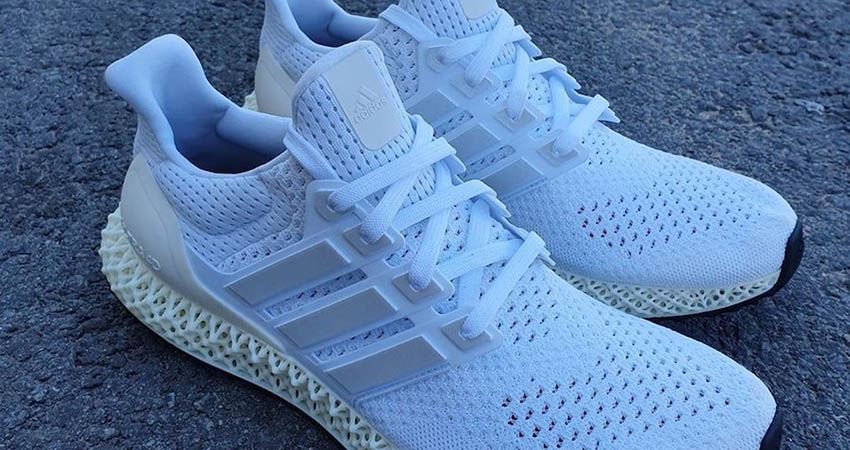 You Can See Both adidas Futurecraft 4D And Ultraboost In One Sneaker 02