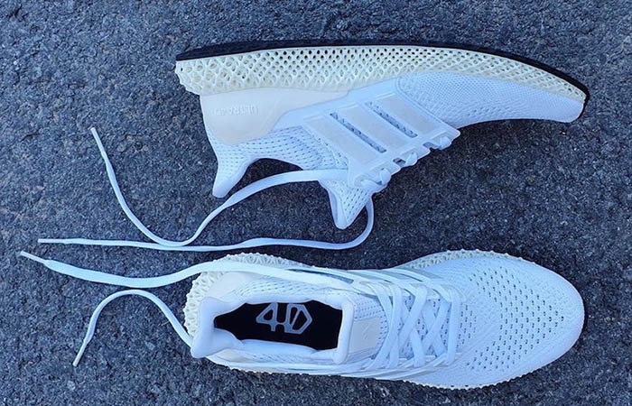 You Can See Both adidas Futurecraft 4D And Ultraboost In One Sneaker ft