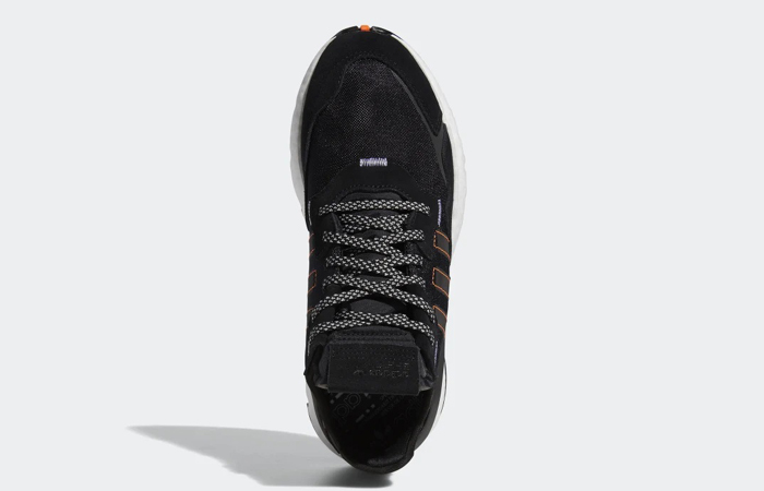 adidas Nite Jogger Black Red FW0187 04