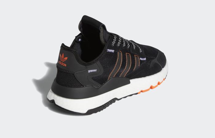 adidas Nite Jogger Black Red FW0187 05