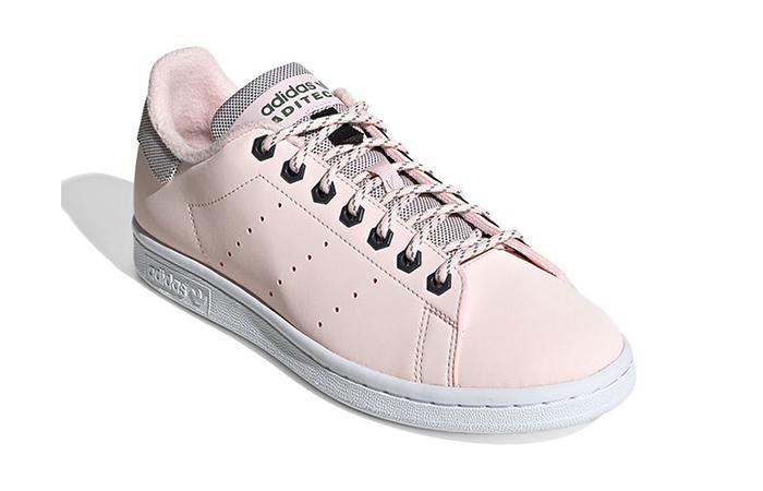adidas Stan Smith Soft Pink FV4653 02