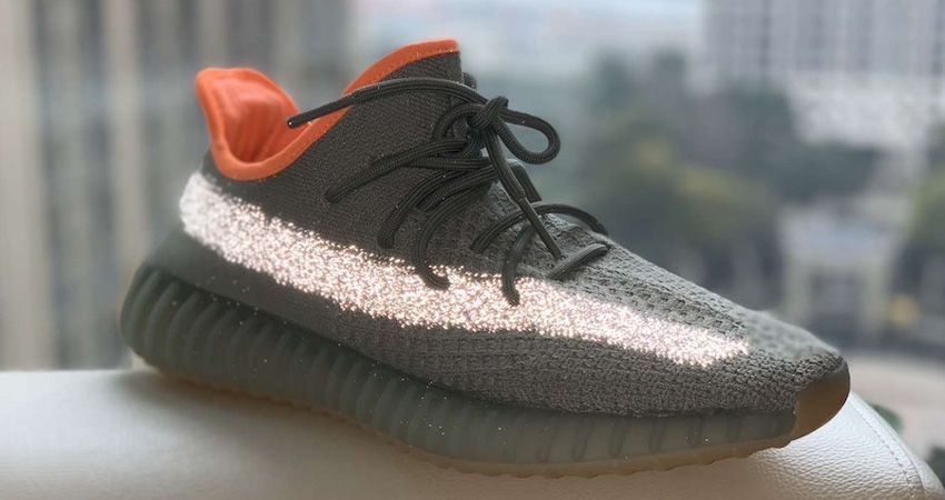 adidas Yeezy Boost 350 V2 Desert Sage Comes With A