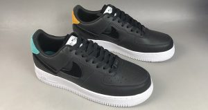 Air Force 1 07 Black Anthracite Is Only £65 In Offspring!! 01