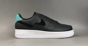 Air Force 1 07 Black Anthracite Is Only £65 In Offspring!! 02