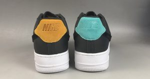 Air Force 1 07 Black Anthracite Is Only £65 In Offspring!! 03