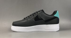 Air Force 1 07 Black Anthracite Is Only £65 In Offspring!!