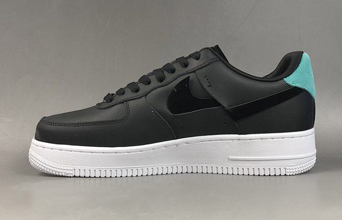 Air Force 1 07 Black Anthracite Is Only £65 In Offspring!! ft