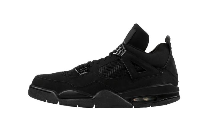 Air Jordan 4 Black Cat CU1110-010 01